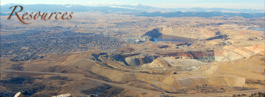 Butte America Resources